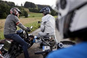 Motorrad Training und Tour