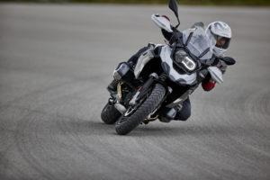 Motorrad Rundstrecken Kurventraining 2