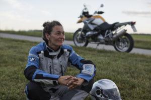 Motorrad Training und Mantal Yoga