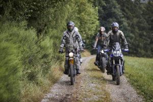 Motorrad Enduro Offroad Allgäu Tour