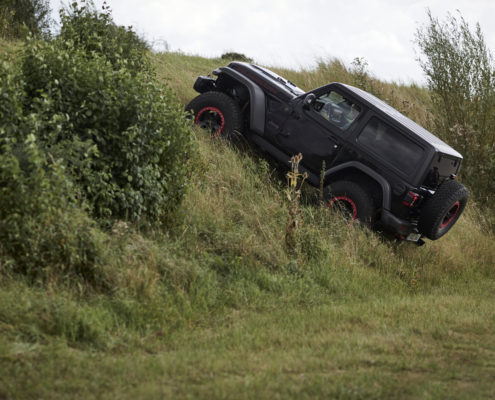 Galerie PKW Offroad Training